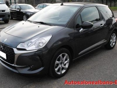 used Citroën DS3 Cabriolet SCIC RS