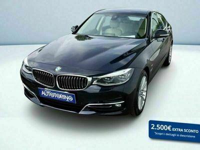 usata BMW 320 Gran Turismo Serie 3 320 d Luxury auto