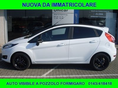 usata Ford Fiesta 1.5 TDCi 75 CV 5p. Black & White Edition