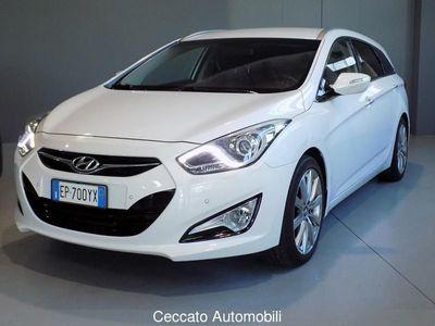 usata Hyundai i40 i40Wagon 1.7 CRDi 136CV Comfort