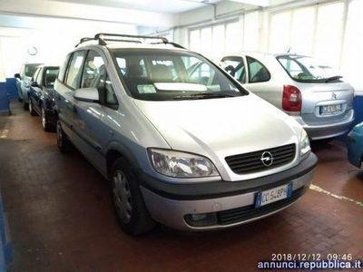 usata Opel Zafira 2.0 16V DTI cat Comfort
