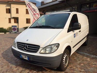 usata Mercedes Vito 2.2 115 CDI Furgone Compact P