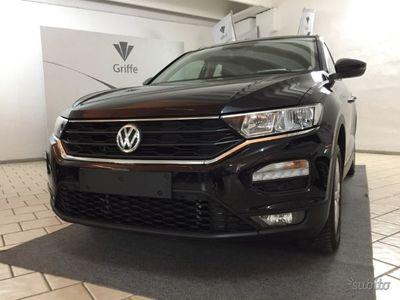 used VW T-Roc 1.0TSI 115hp, Style, Aziendale - 2018
