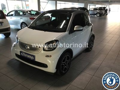 used Smart ForTwo Coupé FORTWO0.9 t. Urban (sport edition1) 90cv twinamic