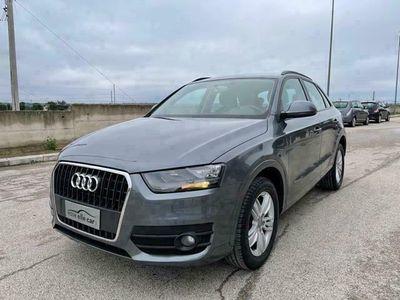 usata Audi Q3 2.0 TDI 140 cv Advanced