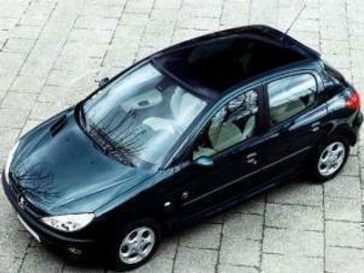 usata Peugeot 206 1.4 5p. Roland Garros