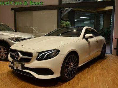 usata Mercedes E220 E 220 d Business Sport