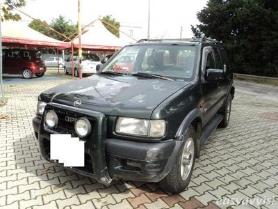 used Opel Frontera 16v dti wagon edition 2000 diesel