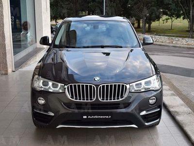 usata BMW X4 xDrive20d x Line C.AUTOMATICO CON SOLI 46655 KM