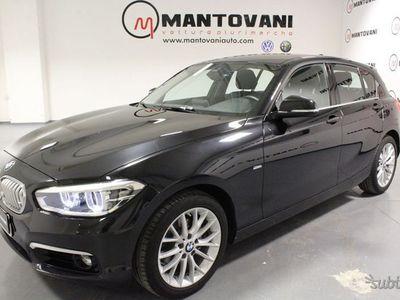 used BMW 118 Serie 1 d 5p. Urban
