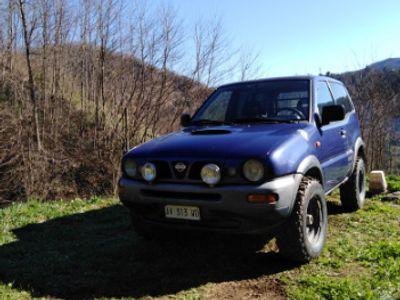 usata Nissan Terrano II - 1998