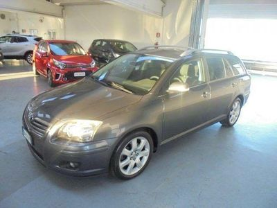 used Toyota Avensis 2.0 D-4D Wagon Sol