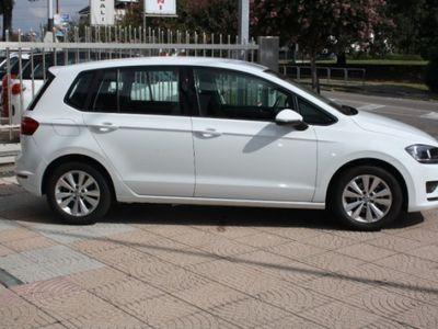usata VW Golf Sportsvan 1.6 TDI 110CV DSG Comfortline BlueMotion Tech
