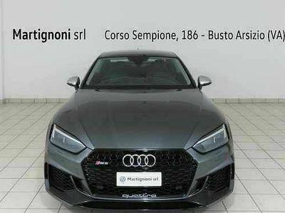 usata Audi RS5 Coupé 5 2.9 TFSI quattro tiptronic del 2019 usata a Busto Arsizio