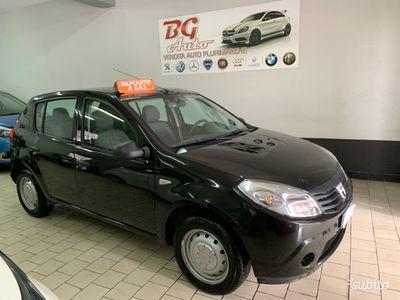 usata Dacia Sandero 2010 unico pro 1.4 gpl 66.00km