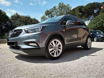 usata Opel Mokka X 1.4 Turbo GPL 140CV 120° ANN. NAVI+CARPLAY+PDC
