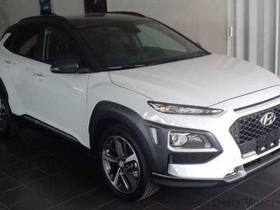 used Hyundai Kona 1.6 CRDI 136CV 4WD DCT STYLE+T+PP