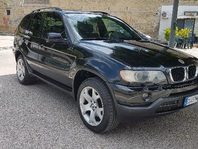 usado BMW X5 3.0d 4x4 unico proprietario perfetta un tu