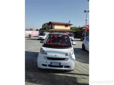 usata Smart ForTwo Cabrio 800 33 kw passion cdi neopatentati diesel