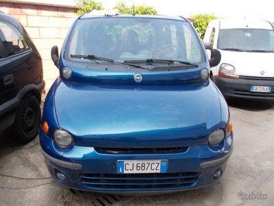 usado Fiat Multipla 1.9 JTD SX