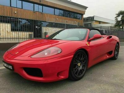 usata Ferrari 360 Spider F1
