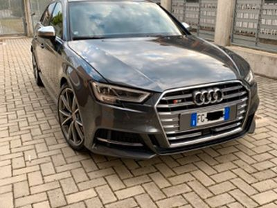 usata Audi S3 spb 310cv s-stonic full optional