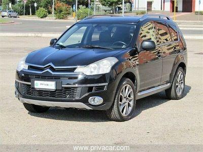 usata Citroën C-Crosser 2.2 hdi Exclusive Style dcs Fap
