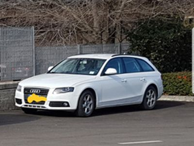 usata Audi A4 avant 2.0 TDI quattro 170 cv (rarissima)
