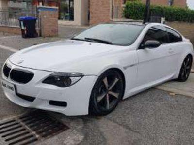 usata BMW 645 ci cat - supersprint - assetto