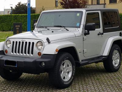 usado Jeep Wrangler 2. CRD Sahara Cabrio DPF-2009