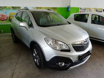 gebraucht Opel Mokka - 2014 1.6 DTI EURO 5B COSMO PERMUTO