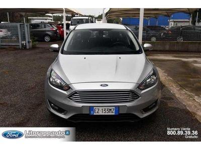 usata Ford Focus SW 1.5 tdci Titanium S&S 120cv