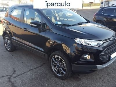 usata Ford Ecosport 1.5 TDCi 95 CV Titanium del 2015 | Offerta Crossover a 10300 €
