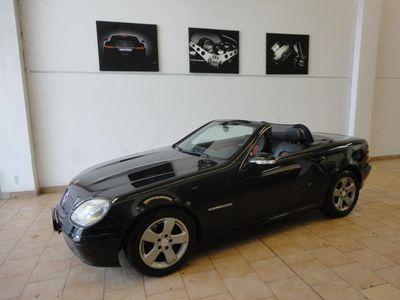 begagnad Mercedes SLK200 cat Kompressor Evo
