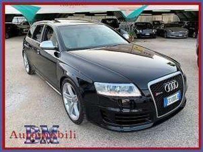 usata Audi RS6 s o l d ......venduta benzina