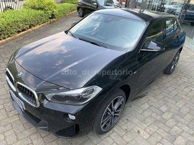 usata BMW X2 X2SDRIVE18D MSPORT