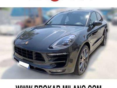 usata Porsche Macan 3.0 GTS