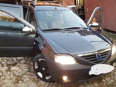 usata Dacia Logan MCV 1.5 dCi 85CV 7 posti Lauréate