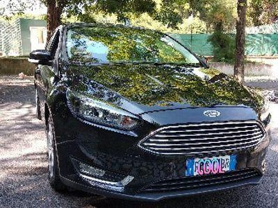 brugt Ford Focus unico proprietario