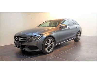 usata Mercedes C220 d 4MATIC Automatic Station Sport