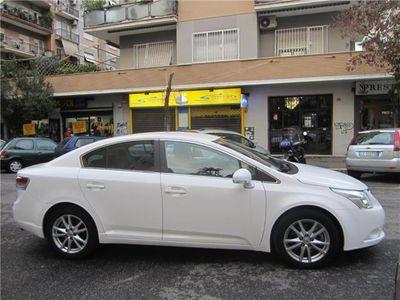 usata Toyota Avensis 2.2 D-4D Sol Plus