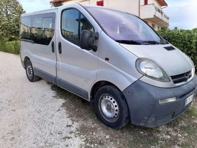 usata Opel Vivaro 1.9