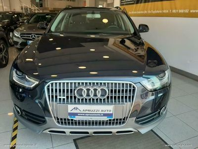 usata Audi A4 Allroad 2.0 TDI 190CV Business