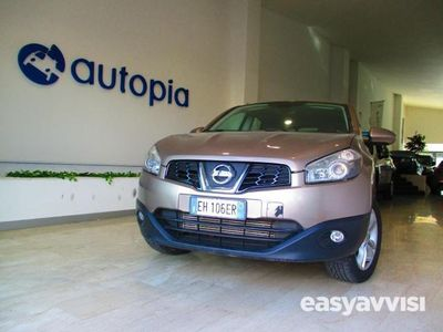 used Nissan Qashqai 1.6 dCi 4WD