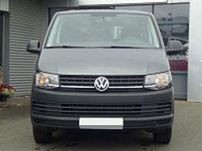 usata VW T6 Kombi Kombi Lr Langer Radstand Tdi +9sitze+climatic