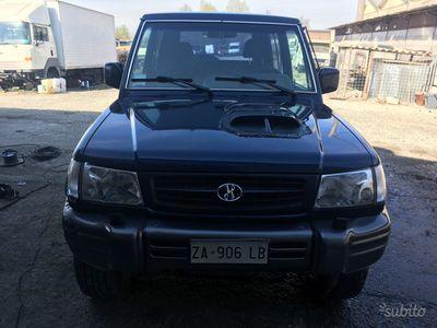 usata Hyundai Galloper 2001