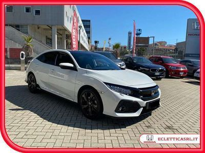 usata Honda Civic 1.5T 5 porte Sport+ *UNIPROPRIETARIO* KM CERTIF.