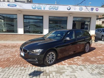 used BMW 318 touring clima navi select drive automatica