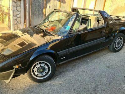 usata Fiat X 1/9 2ª serie - 1985