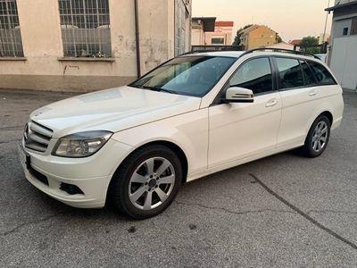 usata Mercedes C200 CDI S.W. Avantg.